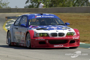 BMW M3 of Team PTG