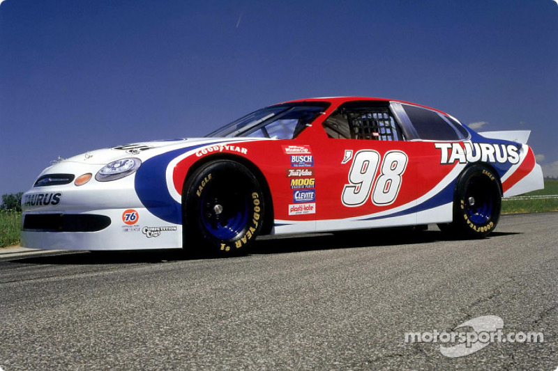 Ford Motor Company Linkedin >> Ford introduced its NASCAR racing version of the Taurus in 1997, for Winston Cup racing in 1998 ...