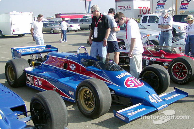 1981 Wildcat of Mario Andretti