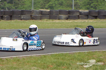 Briggs Junior 88-Michael Edwards 81-Daniel Pope