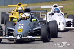 Asif (70) and Denis Lian (50) both overtook Karun to finish 2nd and 3rd respectively