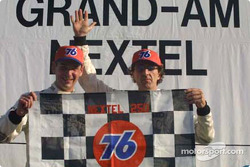 Butch Leitzinger and James Weaver earn their first win of the season at Homestead-Miami Speedway