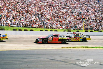 Ricky Rudd and Ward Burton
