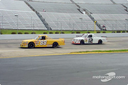 Matt Crafton and Jason Thom