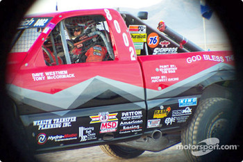 Dave Westhem, Tony McCormack Chevrolet Class 8000 Pro