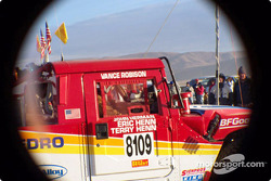 Team Robinson Racing's Class 8100 Hummer
