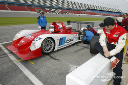 The #27 Judd Dallara was the fastest Grand-Am car at Daytona on Saturday