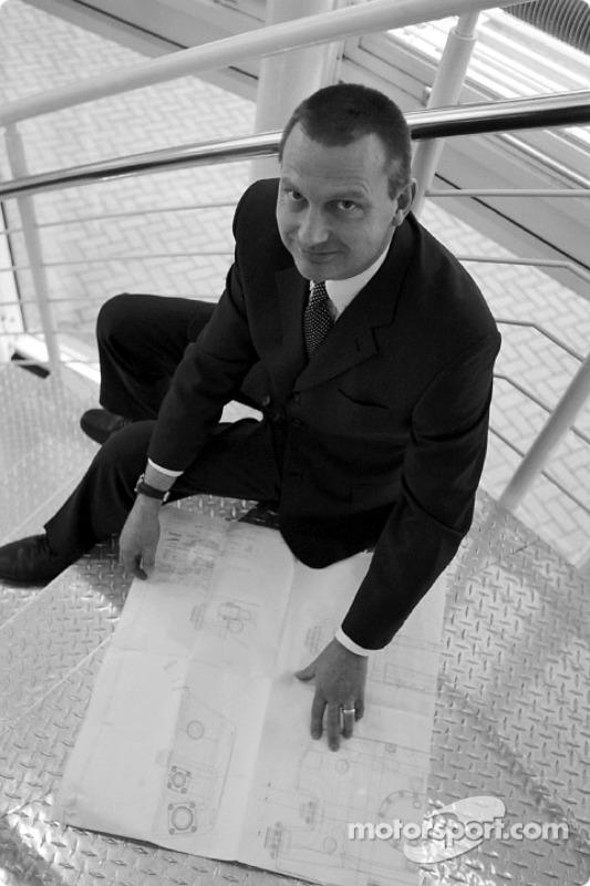 John Russell, Chief Designer
