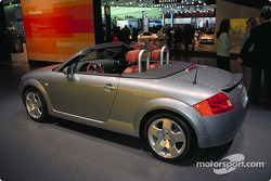 Audi Quattro TT Roadster