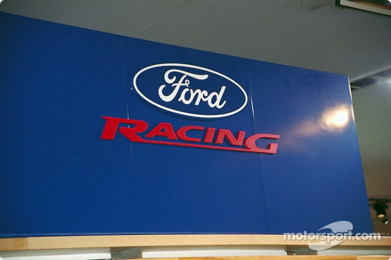 Ford Racing banner