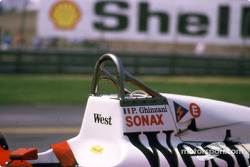 After the race: Zakspeed