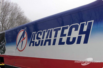 Asiatech truck