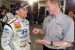 Hyundai Accent WRC3 launch: Armin Schwarz