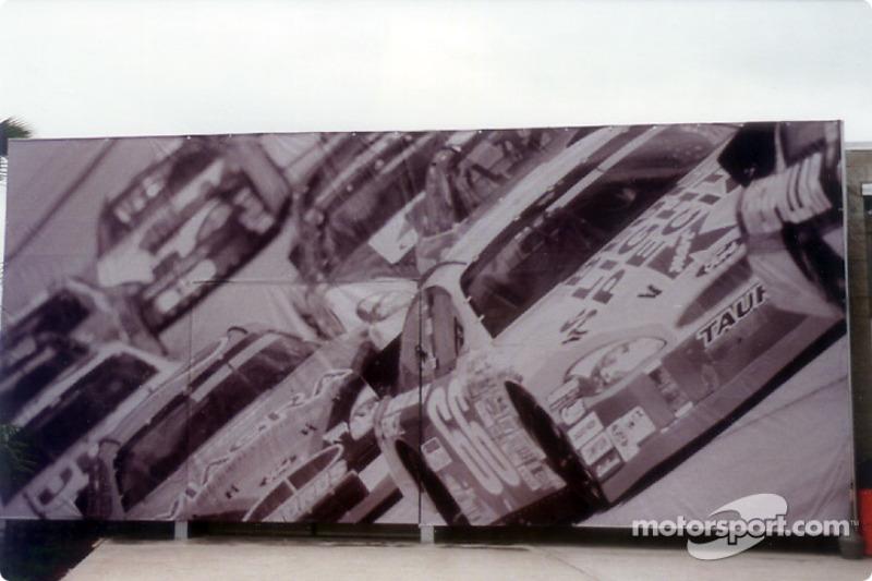 Daytona International Speedway new media center