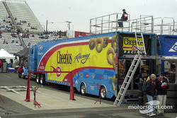 Betty Crocker's rolling stock
