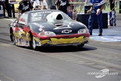 Ron Krisher takes off