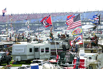 Infield at Talladega