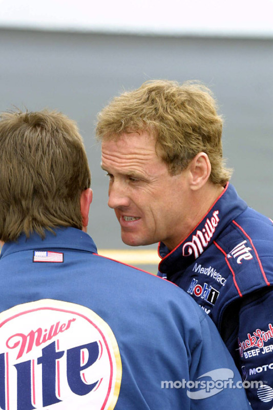 rusty wallace at richmond. Black Bedroom Furniture Sets. Home Design Ideas