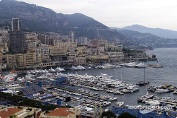 The port of Monaco
