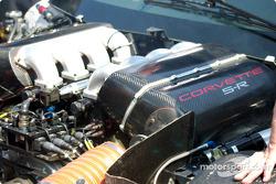 Corvette Racing Chevrolet Corvette C5-R engine