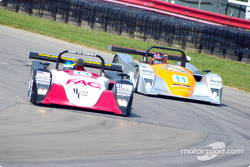 Archangel Motorsport Lola B2K/40 and KnightHawk Racing MG-Lola EX257