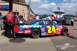 Jeff Gordon's car