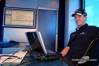 Team Williams-BMW Web chat with fans: Ralf Schumacher