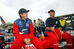 Bryan Herta and Bill Auberlen