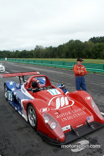 EFR with Nissan-powered Pilbeam