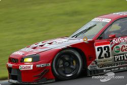 Nissan Skyline GT-R (GT500), Masami Kageyama, Eric Comas