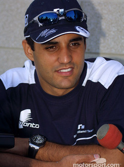 Interview for Juan Pablo Montoya