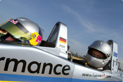 DTM media day: German F3 driver Frank Diefenbacher