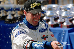 Rally winner Colin McRae