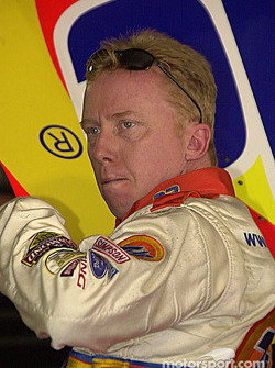 Last year's event winner, Ricky Craven