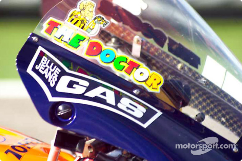 Rossi is the