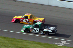 Travis Kvapil and Coy Gibbs