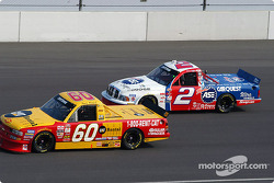 Travis Kvapil and Jason Leffler