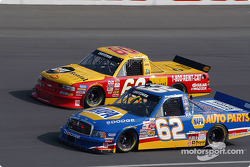 Brendan Gaughan and Travis Kvapil