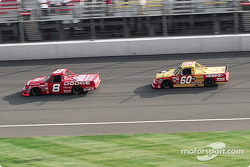 Bill Lester and Travis Kvapil