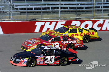 Scott Wimmer, Kerry Earnhardt and Hermie Sadler