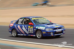 Peters Motorsport Subaru WRX Sti