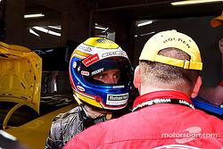 Garry Rogers Motorsport pit area