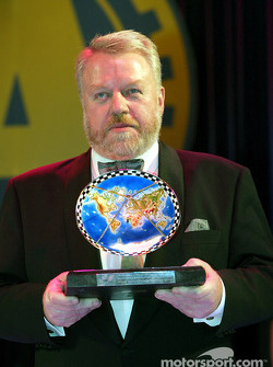 Formula One Promotional Trophy, ORF TV, Elmar Oberhauser