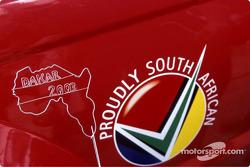 Nissan Rally Raid Team launch: