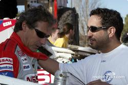 Thierry De Lavergne and Khalifa Al Mutaiwei