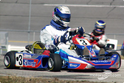 Manufacturer's Cup Series World Championship: Triple winnner #3-Casey Neal leads the way in Yamaha Super Can