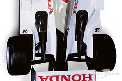 Details of the new BAR Honda 005