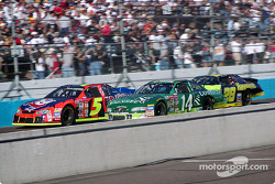 Terry Labonte, Mike Wallace and Ricky Rudd