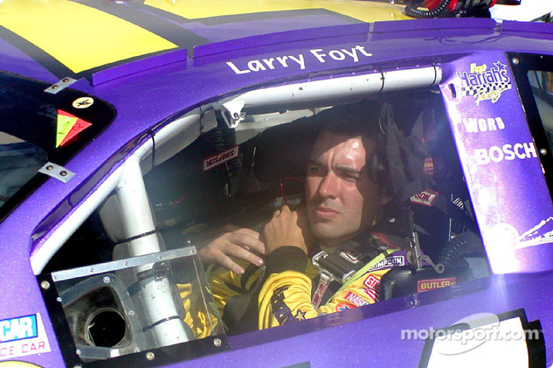 Larry Foyt
