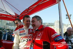 Colin McRae and Guy Fréquelin